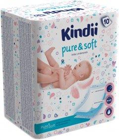 Детские пелёнки Kindii Pure&Soft 10 шт (5900095025306)