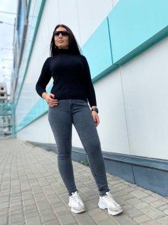 Джинси жіночі джинси стрейч Miss Podium Синій 60