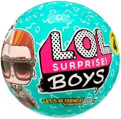Игровой набор с куклой L.O.L. SURPRISE! S5 - Мальчики в ассортименте (572695)