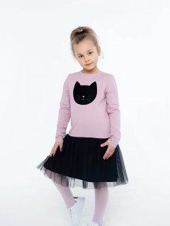Платье Vidoli G-21871W 134 см Пудра (4820161005821)
