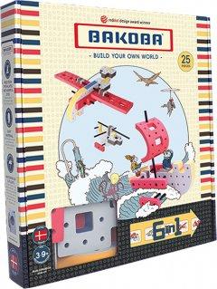 Мягкий конструктор Bakoba 25 деталей (5700002036407)