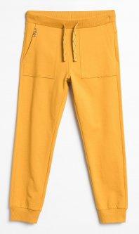Спортивные штаны Coccodrillo Everyday Set Boy WC1120104ESB-020 152 см Горчичные (5904705496159)