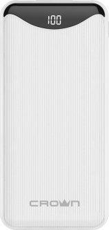 УМБ Crown CMPB-603 10000 mAh White