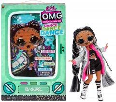 Игровой набор с куклой L.O.L. SURPRISE! серии O.M.G. Dance – Брейк-данс леди (117858) (6900006575226)