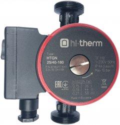 Циркуляционный насос Hi-Therm HTGN25/40-180 + гайки (HTGN 25/40-180/1)