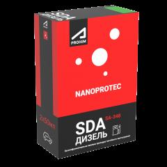 Присадка в дизельное топливо Nanoprotec SDA. Промывка форсунок 2x50 мл (NP 6102 205)