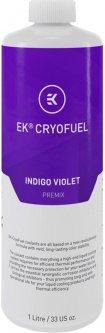 Охлаждающая жидкость EKWB EK-CryoFuel Premix Indigo Violet 1000 мл (3831109810415)