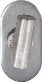Накладка Condi Collection WC овальная Сатин (40632625)