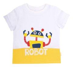 Костюм (футболка + шорты) Бемби KS646-L10 86 см Красный/Белый (4823109635265)
