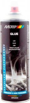 Универсальный аэрозольный клей Motip Glue 500 мл (8711347226184)