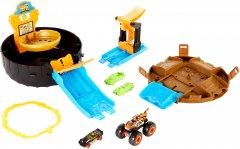 """Игровой набор Hot Wheels Трюки в шине серии """"Monster Trucks"""" (GVK48)"""