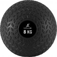 Мяч набивной для кроссфита ProSource Slam Ball Tread Slam Ball - 8 кг Чёрный (ps-2220-8)