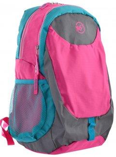 Рюкзак спортивный Yes SL-01 Малиновый 0.2 кг 24х37х15 см 13 л (557502)
