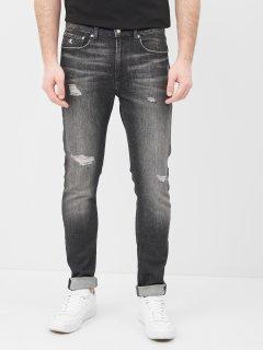 Джинси Calvin Klein Jeans Skinny J30J318033-1BY 31-32 Denim Black (8719853755594)