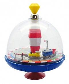 Музыкальный поезд Bass & Bass Музыкальная игрушка (4251357680100)