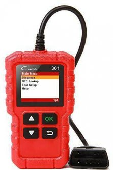 Автомобильный сканер Launch Creader CR301