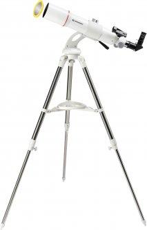 Телескоп Bresser Messier AR-80/640 Nano AZ с солнечным фильтром (4580640)