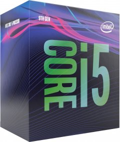 Процессор Intel Core i5-9400 2.9GHz/8GT/s/9MB (BX80684I59400) s1151 BOX