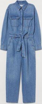 Комбінезон джинсовий H&M 18028372851 36 Синій (hm09345642751)
