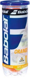Мячи для большого тенниса Babolat ORANGE X3 3 шт Желтые (501035-113)