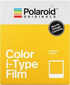 Фотопленка Polaroid Color Film for i-Type (6000)
