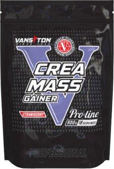 Гейнер Vansiton Creamass 900 г Chocolate (4820106591266)