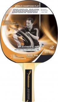 Ракетка для настольного тенниса Donic Waldner 300 (703001)