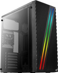 Корпус Aerocool Streak RGB Black