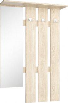 Прихожая Феникс Модерн вешалка 80 х 20 x 120 см Дуб сонома/Белый (FM005233)