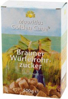 Сахар Golden Cane тростниковый прессованный 500 г (4103520004322)