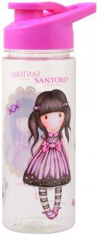 Бутылка для воды Yes Santoro Candy 500 мл Прозрачная (5056137190539)