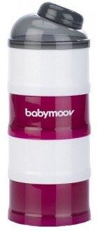Набор контейнеров Babydose Babymoov Малиновый (A004212) (3661276147393)