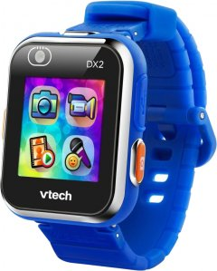 Детские смарт-часы VTech Kidizoom Smart Watch Dx2 Blue (80-193803) (3417761938034)