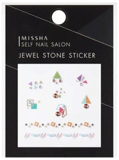 Стразы-наклейки для маникюра Missha Self Nail Salon Jewel Stone Sticker No.05/Sprinkle 1 шт (8806185790444)