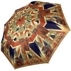 Зонт женский полный автомат складной B. Cavalli 2F/sht-2 Лондон облегченный