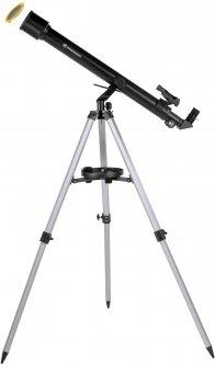 Телескоп Bresser Stellar 60/800 AZ Carbon с солнечным фильтром (4511759)