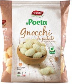 Ньокки картофельные Ciemme Alimentari Il Poeta классические веганские 500 г (8033087770124)