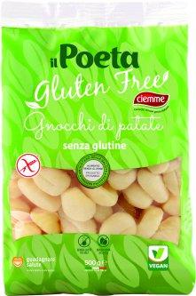 Ньокки картофельные Ciemme Alimentari Il Poeta без глютена веганские 500 г (8033087771626)