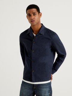 Джинсовая куртка United Colors of Benetton 25TH53GX8-902 XL (8300898535618)