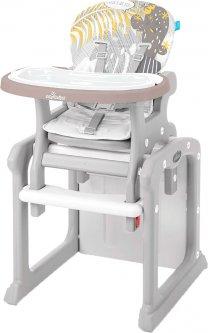 Стульчик для кормления Baby Design Candy New 09 Beige (201493) (5906724201493)