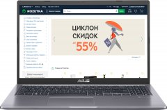 Ноутбук Asus Laptop X515JP-BQ031 (90NB0SS1-M00620) Slate Grey