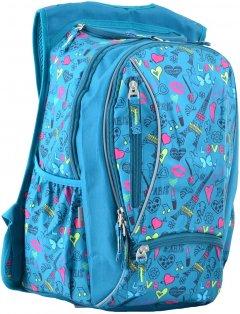 Рюкзак молодежный Yes T-28 Paris для девочек 0.535 кг 47х39х23 см 24 л (554930)