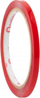 Клейкая двусторонняя лента Optima пеноакриловая (VHB) 6 мм x 2 м Красная (O45346)