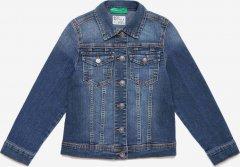 Джинсовая куртка United Colors of Benetton 2XA253HK0.K-901 EL 160 см (8300898733731)