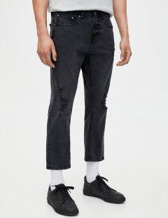 Джинси PULL & BEAR М0107794 (5689/745/800) колір чорний 36