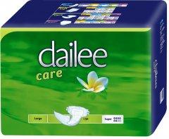 Подгузники для взрослых дышащие Dailee Саге Super Large 30 шт (8595611621840)