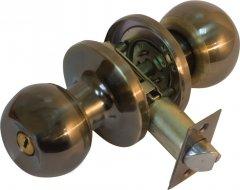 Pучка кнопка Bruno 607 (3587) AB Античная Латунь комплект (TD15287)