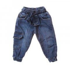 Штани джинсові для хлопчика BREEZE 14758 86 см синій (366581)