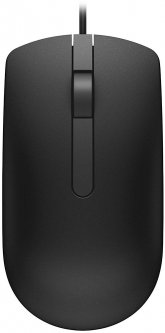 Мышь Dell MS116 USB OEM Black (570-AAIS)