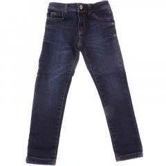 Штани джинсові для дівчинки BREEZE 18837 128 см синій (478684)